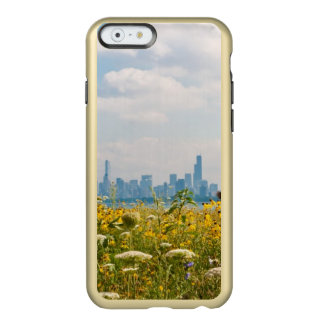 Chicago as seen from Montrose Harbor's bird Incipio Feather Shine iPhone 6 Case