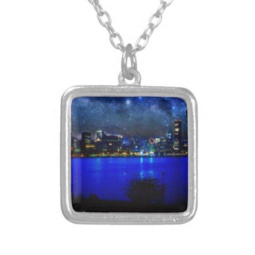 chicago at full moon 3 custom jewelry