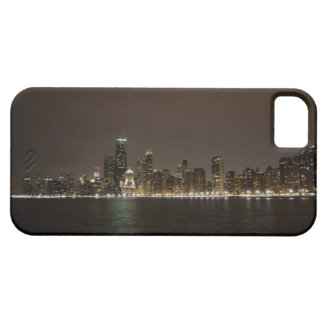 Chicago at Night iPhone SE/5/5s Case