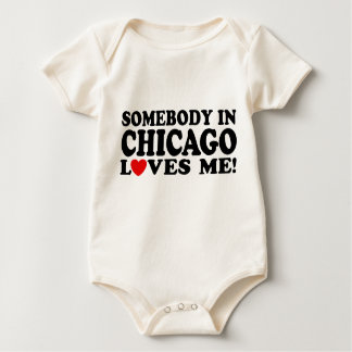 Chicago Baby Bodysuit