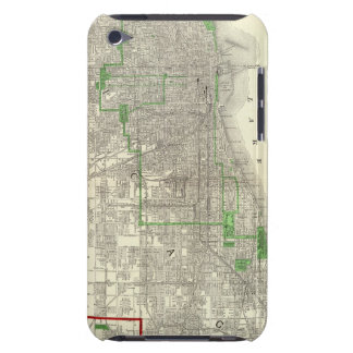 Chicago Barely There iPod Cover