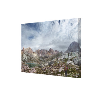 Chicago Basin - Weminuche Wilderness - Colorado Canvas Print
