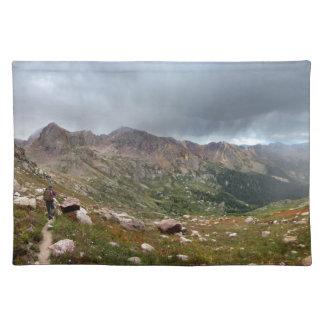 Chicago Basin - Weminuche Wilderness - Colorado Cloth Placemat
