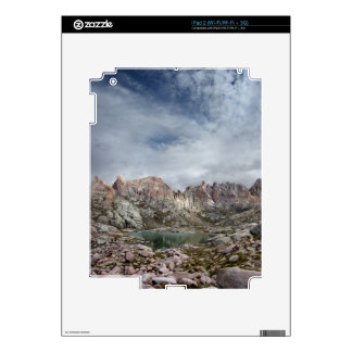 Chicago Basin - Weminuche Wilderness - Colorado Decal For The iPad 2