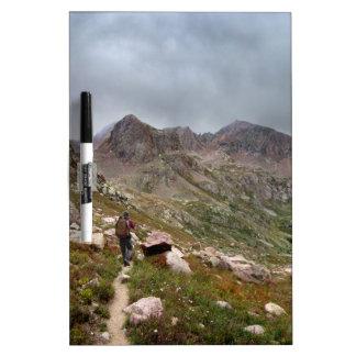 Chicago Basin - Weminuche Wilderness - Colorado Dry Erase Board