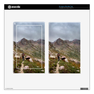 Chicago Basin - Weminuche Wilderness - Colorado Skins For Kindle Fire