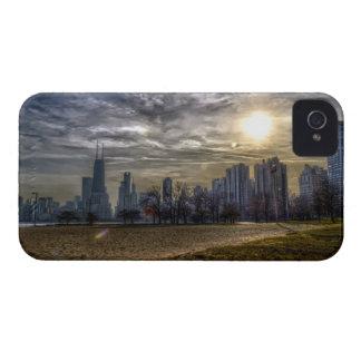 Chicago Beach iPhone 4 Cases