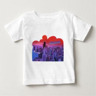 CHICAGO BEAUTIFUL LANDMARKS BABY T-Shirt