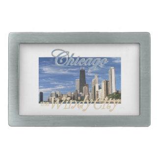 CHICAGO BELT BUCKLE