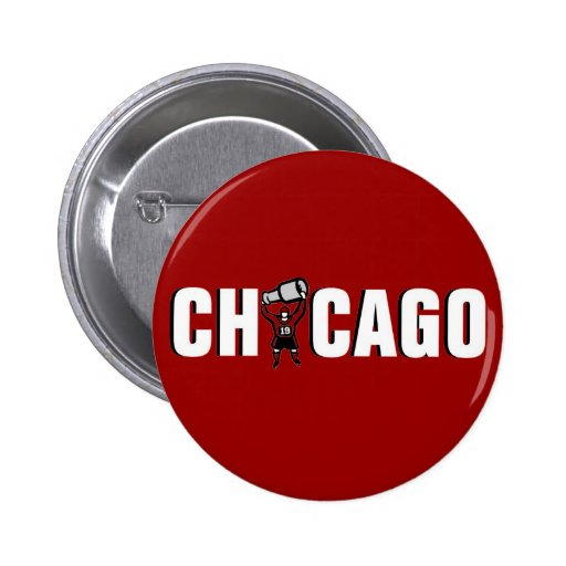 Chicago Blackhawks: Stanley Cup Champions Button