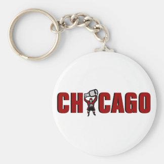 Chicago Blackhawks: Stanley Cup Champions Keychain
