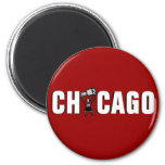 Chicago Blackhawks: Stanley Cup Champions Magnet