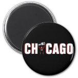 Chicago Blackhawks: Stanley Cup Champions Fridge Magnets