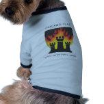 Chicago Blaze Pet T Shirt