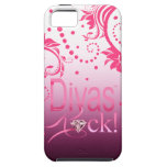 "CHICAGO BLING - ""Divas Rock!"" iPhone 5 Covers"