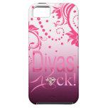 """CHICAGO BLING - """"Divas Rock!"""" iPhone SE/5/5s Case"""