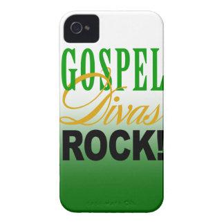 "CHICAGO BLING - ""Gospel Divas Rock!"" iPhone 4 Case-Mate Cases"