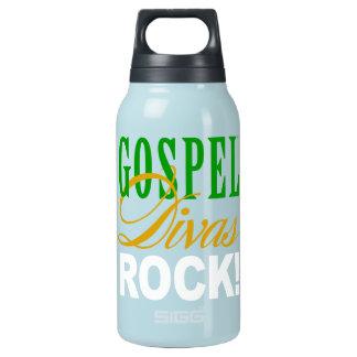 """CHICAGO BLING - """"Gospel Divas Rock"""" Insulated Water Bottle"""