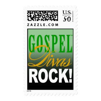 "CHICAGO BLING - ""Gospel Divas Rock!"" Postage"
