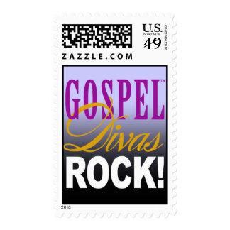 """CHICAGO BLING - """"Gospel Divas Rock!"""" Stamp"""