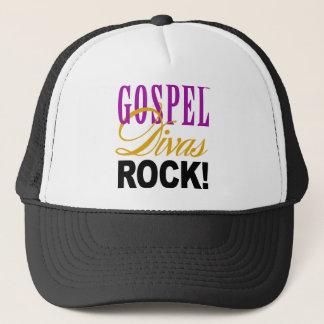 "CHICAGO BLING - ""Gospel Divas Rock!"" Trucker Hat"