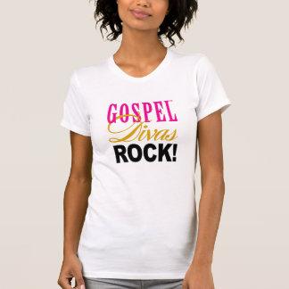 """CHICAGO BLING - """"Gospel Divas Rock!"""" Tee Shirt"""