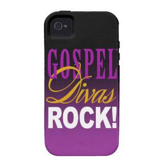 """¡CHICAGO BLING - """"roca de las divas del evangelio! Case-Mate iPhone 4 Fundas"""