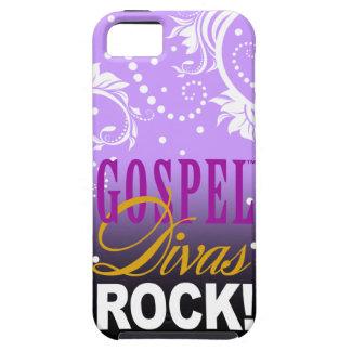 """¡CHICAGO BLING - """"roca de las divas del evangelio! iPhone 5 Protectores"""