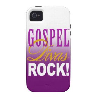 """¡CHICAGO BLING - """"roca de las divas del evangelio! iPhone 4/4S Carcasas"""