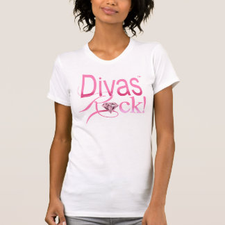 "¡CHICAGO BLING - ""roca de las divas! "" T Shirt"