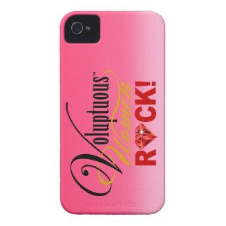 "CHICAGO BLING - ""Voluptuous Women Rock!"" iPhone 4 Case"