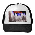 CHICAGO BLUE TRUCKER HAT