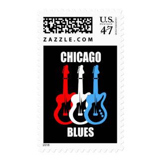 Chicago Blues Postage