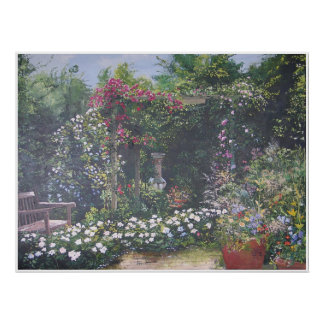Chicago Botanic Gardens Poster