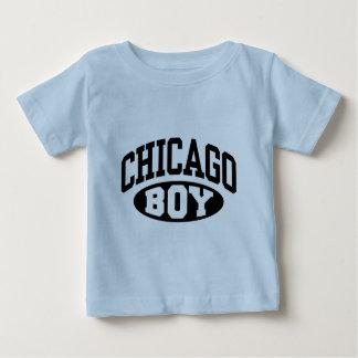 Chicago Boy Baby T-Shirt