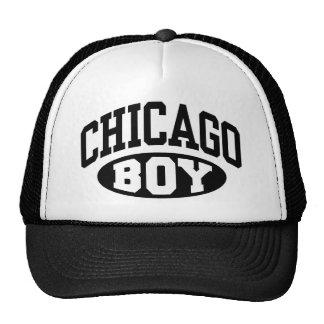 Chicago Boy Trucker Hat