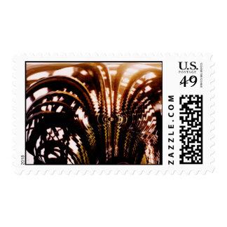 Chicago Bridge Stamp