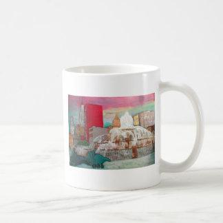 Chicago Buckingham Fountain Classic White Coffee Mug