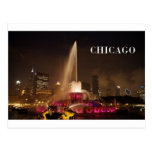 CHICAGO Buckingham Fountain (St.K) Post Cards