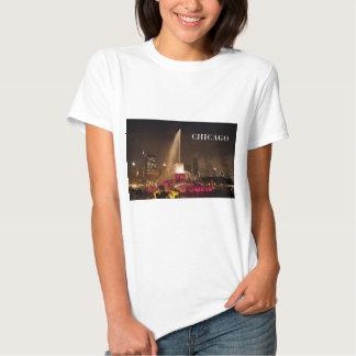 CHICAGO Buckingham Fountain (St.K) T-shirt