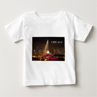 CHICAGO Buckingham Fountain (St.K) T Shirt