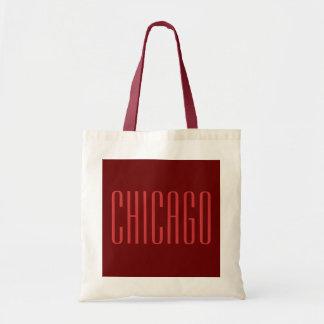 Chicago Budget Tote Bag