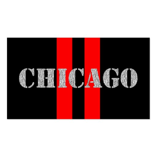 Chicago Business Card