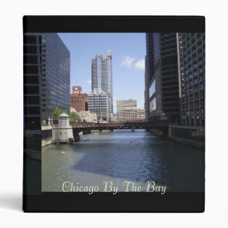 Chicago By The River Binder