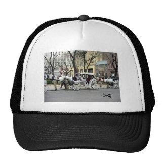 Chicago Carriage Ride Trucker Hat
