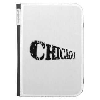 Chicago Kindle Cases