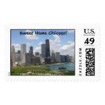 ¡Chicago casera dulce! Sellos