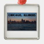 Chicago - céntrica adorno de reyes