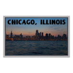 Chicago - céntrica poster