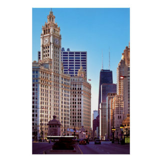 Chicago céntrica posters